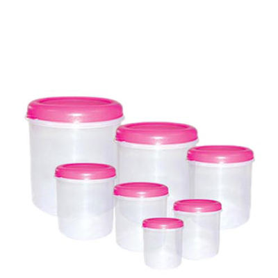 14 PIECES STORAGE SET SEAL PACK RH1-7